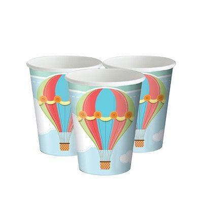 Kalasmuggar - luftballonger - 8 st