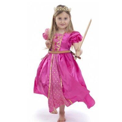Prinsessklänning - Victoria, 5-6 år