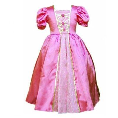 Prinsessklänning - Victoria  -  3-5 år (S)