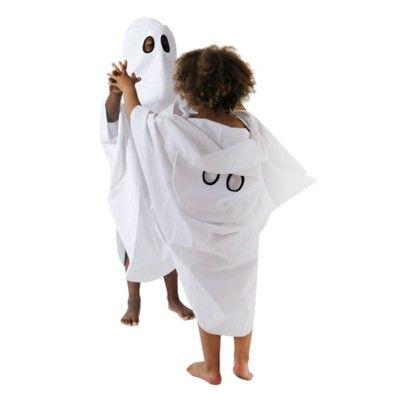 Spökdräkt, 3-8 år