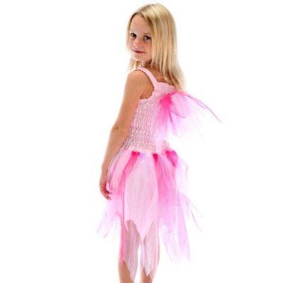 Feklänning - candy floss, 4-6 år