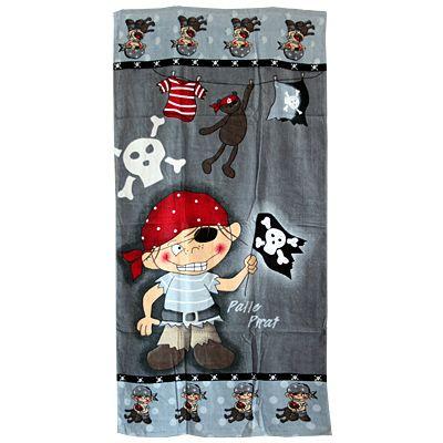 Handduk - Palle Pirat