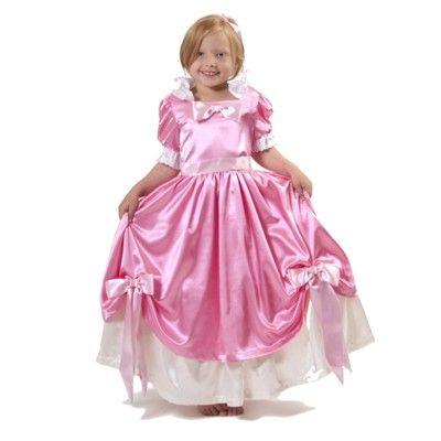 Prinsessklänning - Askungen, 5-6 år