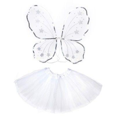 Fekjol - fe med vingar i vitt, 3-6 år
