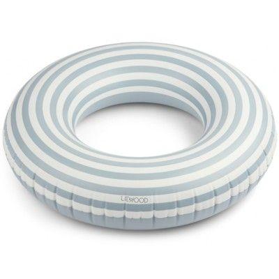 Badring - Donna swim ring - Sea blue/creme de la creme - Liewood