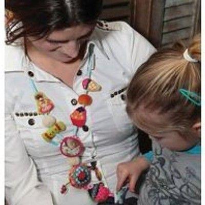 Mamma/barn-halsband - Nostalgi