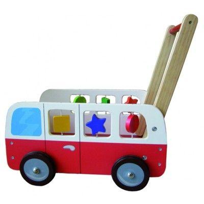 Gåvagn - buss
