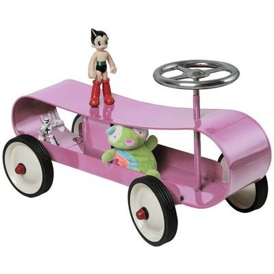 Fordon speedster stream  - rosa