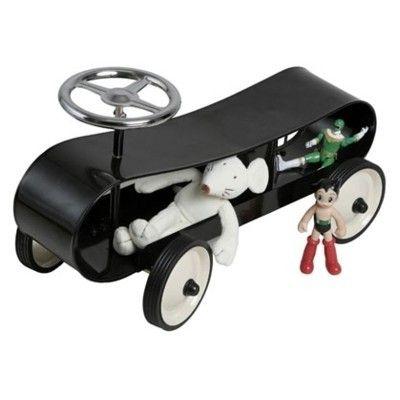 Fordon speedster stream  - svart