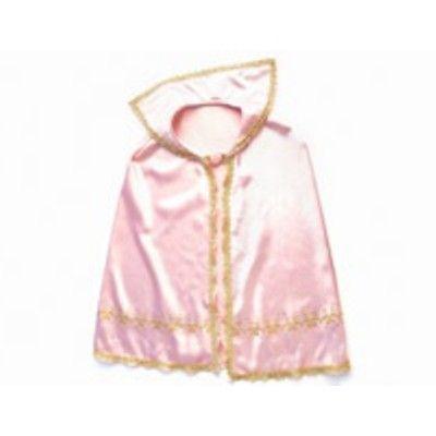 Prinseessmantel rosa