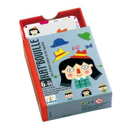 Kortspel - Kat'Bouille