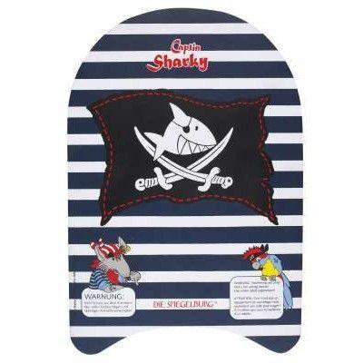 Simbräda med Captain Sharky