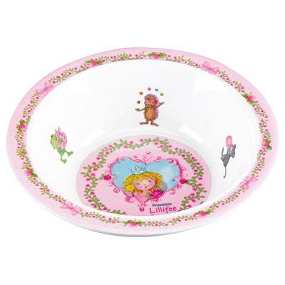 Melaminskål med Prinsessan Lillifee