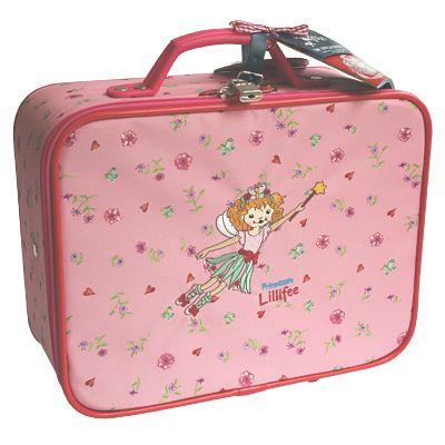 Resväska med prinsessan Lillifee