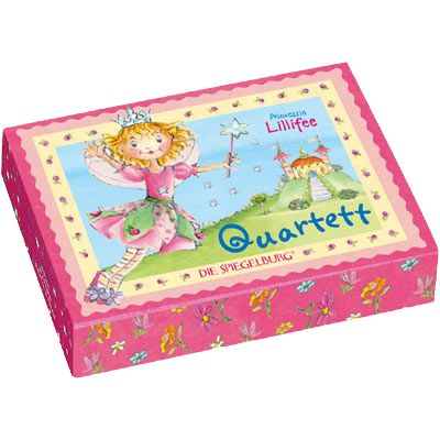Spel med prinsessan Lillifee