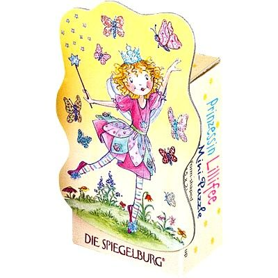 Prinsessan Lillifee minipussel
