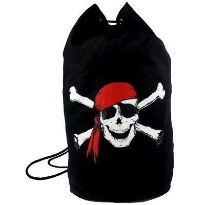 Ryggsäck med pirat
