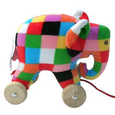 Dragdjur - Elmer