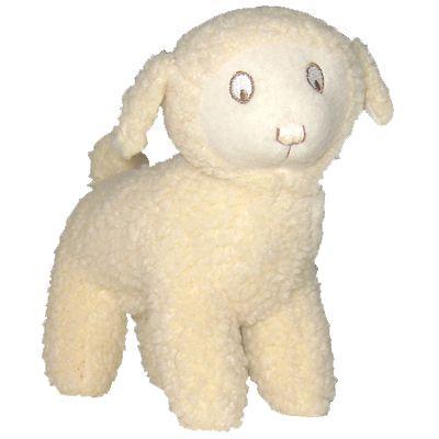 Speldosa, lamm från Lille Prinsen