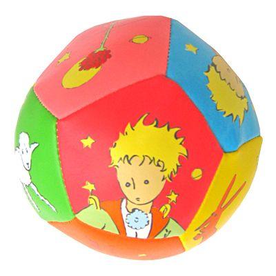 Mjuk boll med lille prinsen
