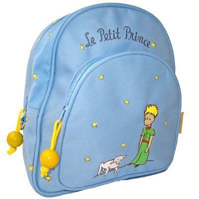 Ryggsäck med lille prinsen