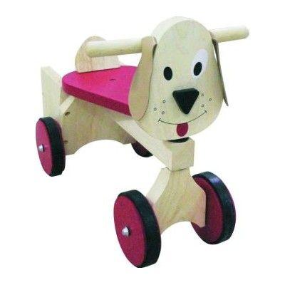 Cykel som en hund