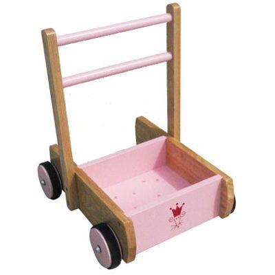 Gåvagn - rosa