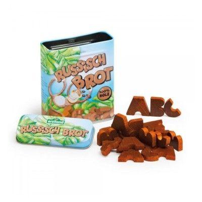 Leksaksmat - Bokstavskex i choklad i plåtask