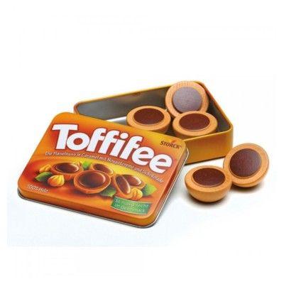 Leksaksmat - Toffifee-choklad i plåtask