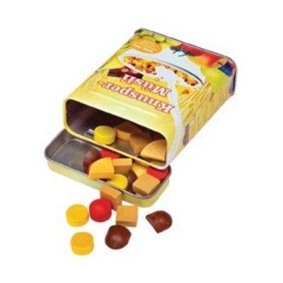 Leksaksmat - Müsli med frukt i plåtask