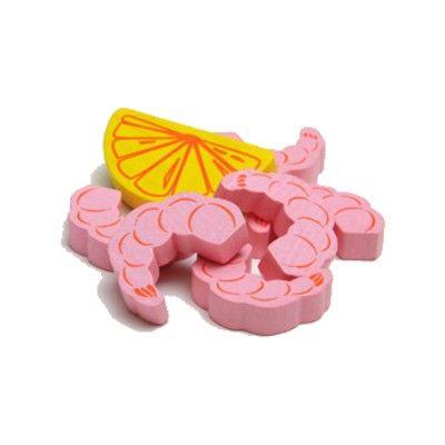 Leksaksmat - Räkor i plåtask