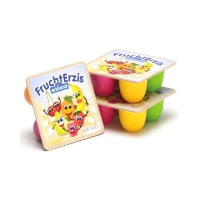 Leksaksmat - Danone yoghurt i trä