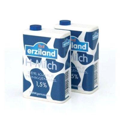 Leksaksmat - Mjölkförpackning i trä