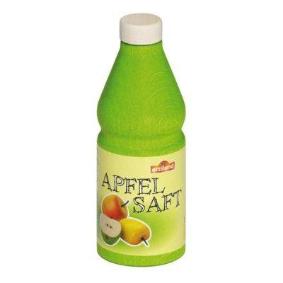 Leksaksmat - Äpplejuice i flaska