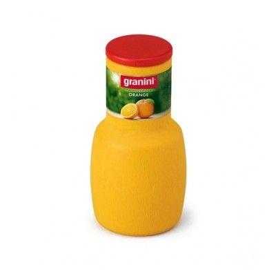 Leksaksmat - Apelsinjuice från Granini