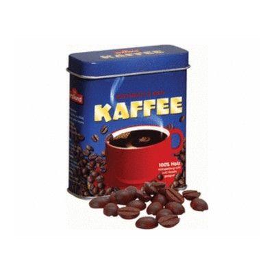 Leksaksmat - Kaffebönor i trä