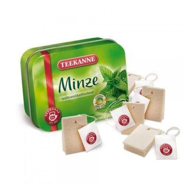 Leksaksmat - Tepåsar med mintsmak i plåtask