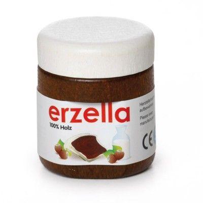 Leksaksmat - nötchokladkräm Erzella
