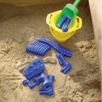 Sandset - dinosaurie