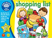 Spel - Shopping list - Orchard Toys