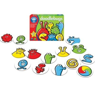 Spel - Krumelurfigurer - Orchard Toys