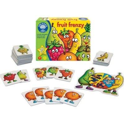 Spel - Frukthets - Orchard Toys
