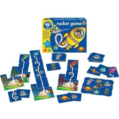 Spel - Raketspelet - Orchard Toys