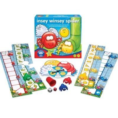Spel - Imse vimse spindel - Orchard Toys