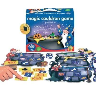 Spel - Den magiska kitteln - Orchard Toys