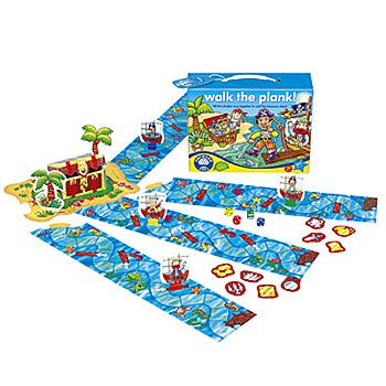 Spel - Walk the plank - Orchard Toys