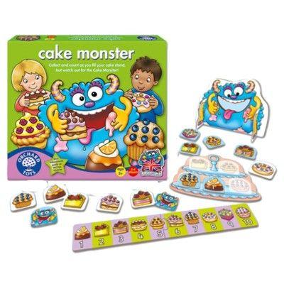 Spel - Kakmonster - Orchard Toys