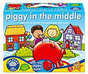Spel - Piggy in the middle - orchard toys