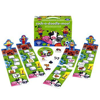 Spel - Kuckelimu - Orchard Toys