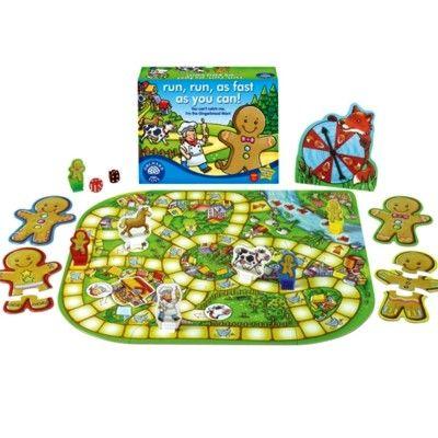 Spel - Spring, spring så fort du kan - Orchard Toys